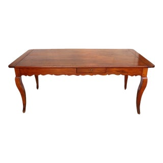 Early 19th Century French Farm Table For Sale