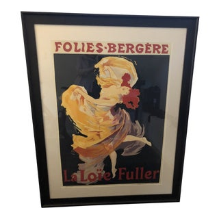 Reproduction Vintage French Poster For Sale