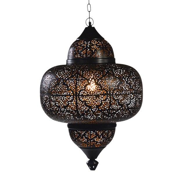 Kasbah Metal Lantern For Sale