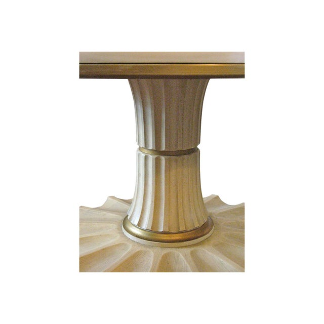 Hollywood Regency-Style Cocktail Table - Image 2 of 4