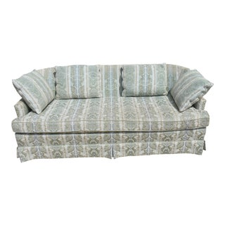 Vintage Mid Century Sherrill Sofa For Sale