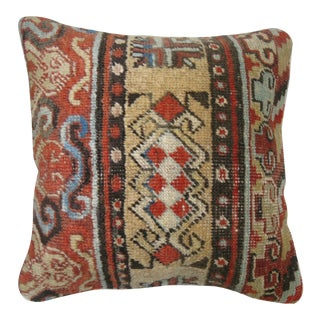 Traditional 19th Century Khotan Rug Pillow For Sale