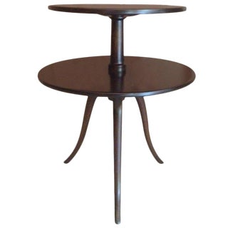 Edward Wormley for Dunbar Tiered End Table For Sale