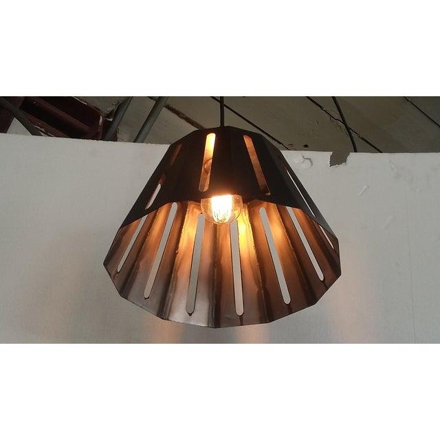 Crusader Pendant Light For Sale - Image 4 of 6