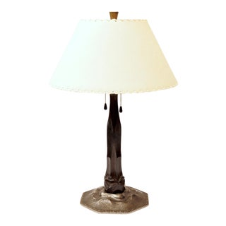 Walter Bernhard Haggenmacher Table Lamp, Germany 1920s For Sale