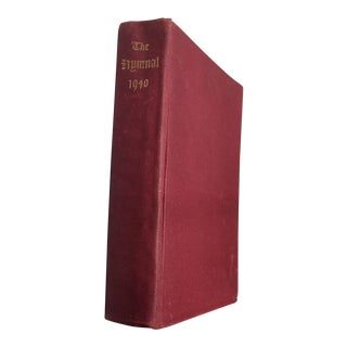 The Hymnal 1940 For Sale