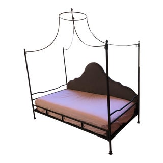 Restoration Hardware Twin Canopy Day Bed