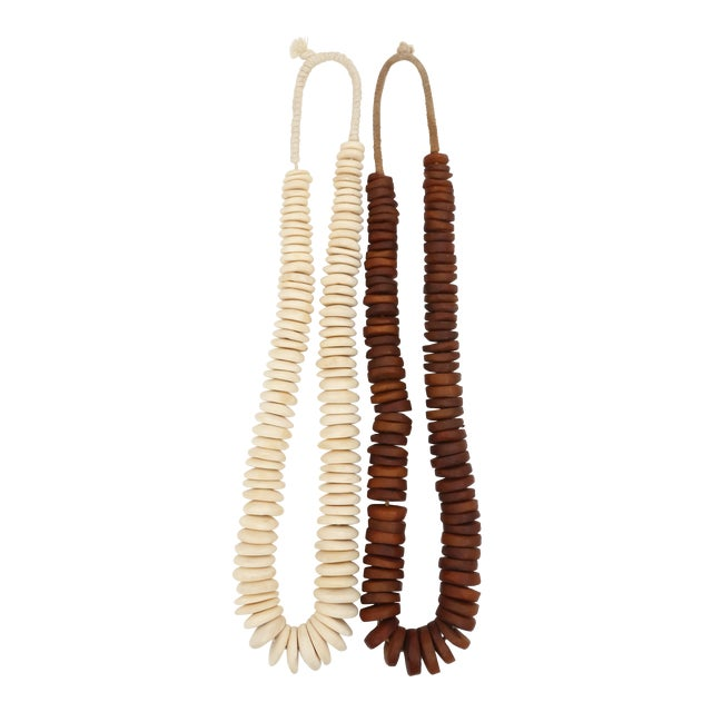 Bead Strands - a Pair For Sale