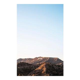 """Hollywood"" Original Framed Photograph"