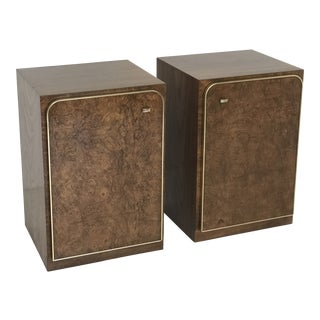 Vintage Founders Nightstands-A Pair For Sale
