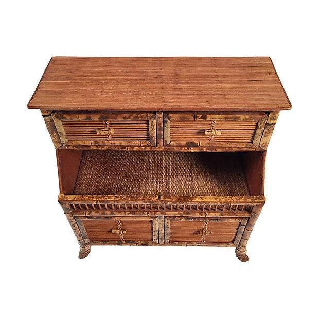 Rattan Storage Cabinet - Image 2 of 7