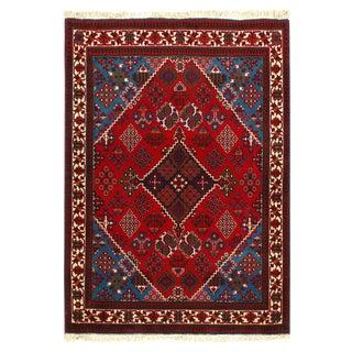 "Pasargad Fine Persian Josheghan Rug - 3'6"" X 5' For Sale"