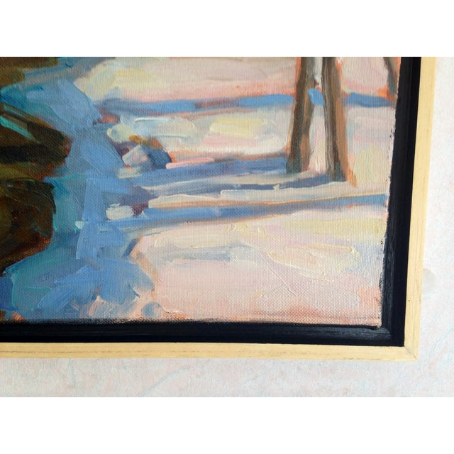 Ken Dorros Original Oil Painting - Maine - Image 3 of 7
