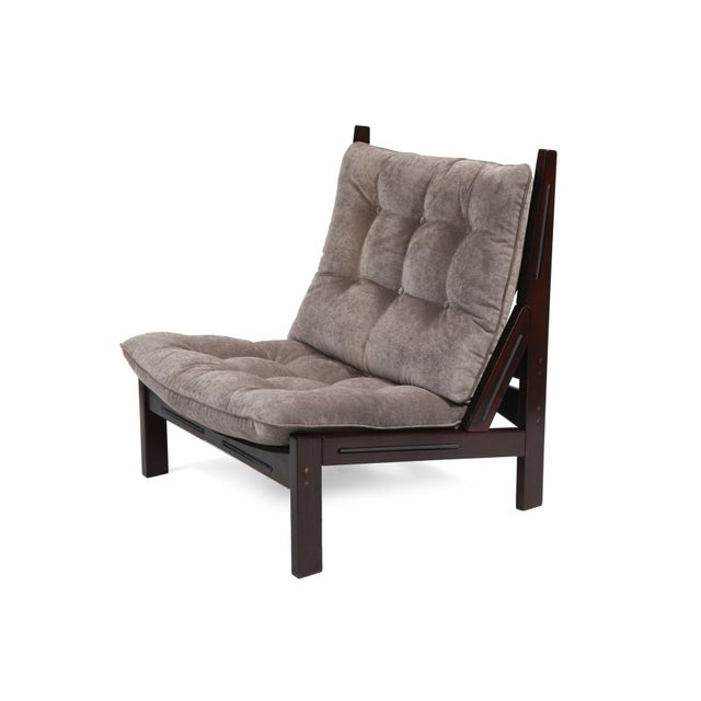 Illum Wikkelso Scale Lounge Chairs - A Pair - Image 3 of 6