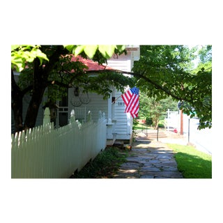American Flag Photograph by Josh Moulton For Sale