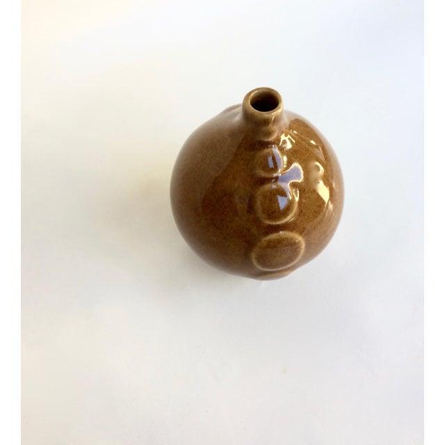 Jonathan Adler Ochre Vase - Image 4 of 7