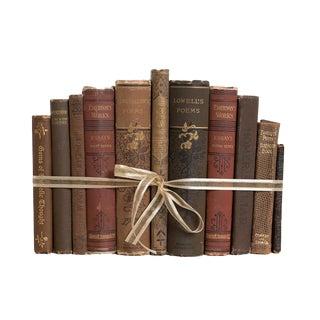 Walnut Antique Classics Gift Set, (S/11) For Sale