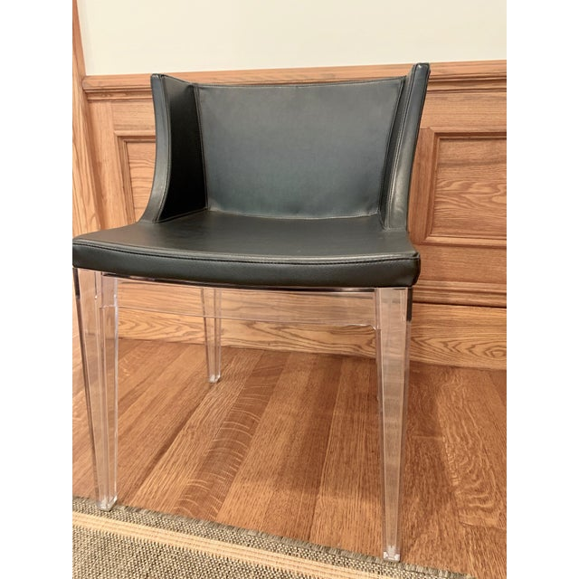 Kartell Kartell Mademoiselle Chairs- Set of 6 For Sale - Image 4 of 6
