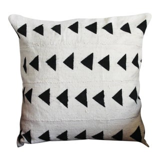 Mudcloth Throw Pillow For Sale