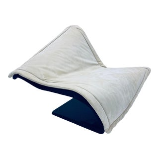 "Simon Desanta ""Flying Carpet"" Lounge Chair for Rosenthal Einrichtung For Sale"