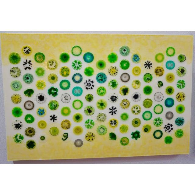 "Plastic William Loveless ""Glue"" Painting For Sale - Image 7 of 8"