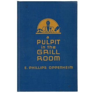 'Pulpit in the Grill Room' First Edition Book For Sale