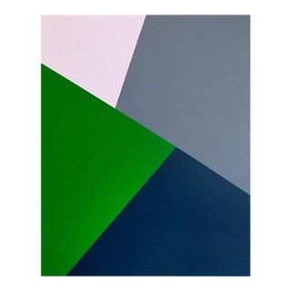 "Daniel Göttin ""Slopes B8"", Painting For Sale"