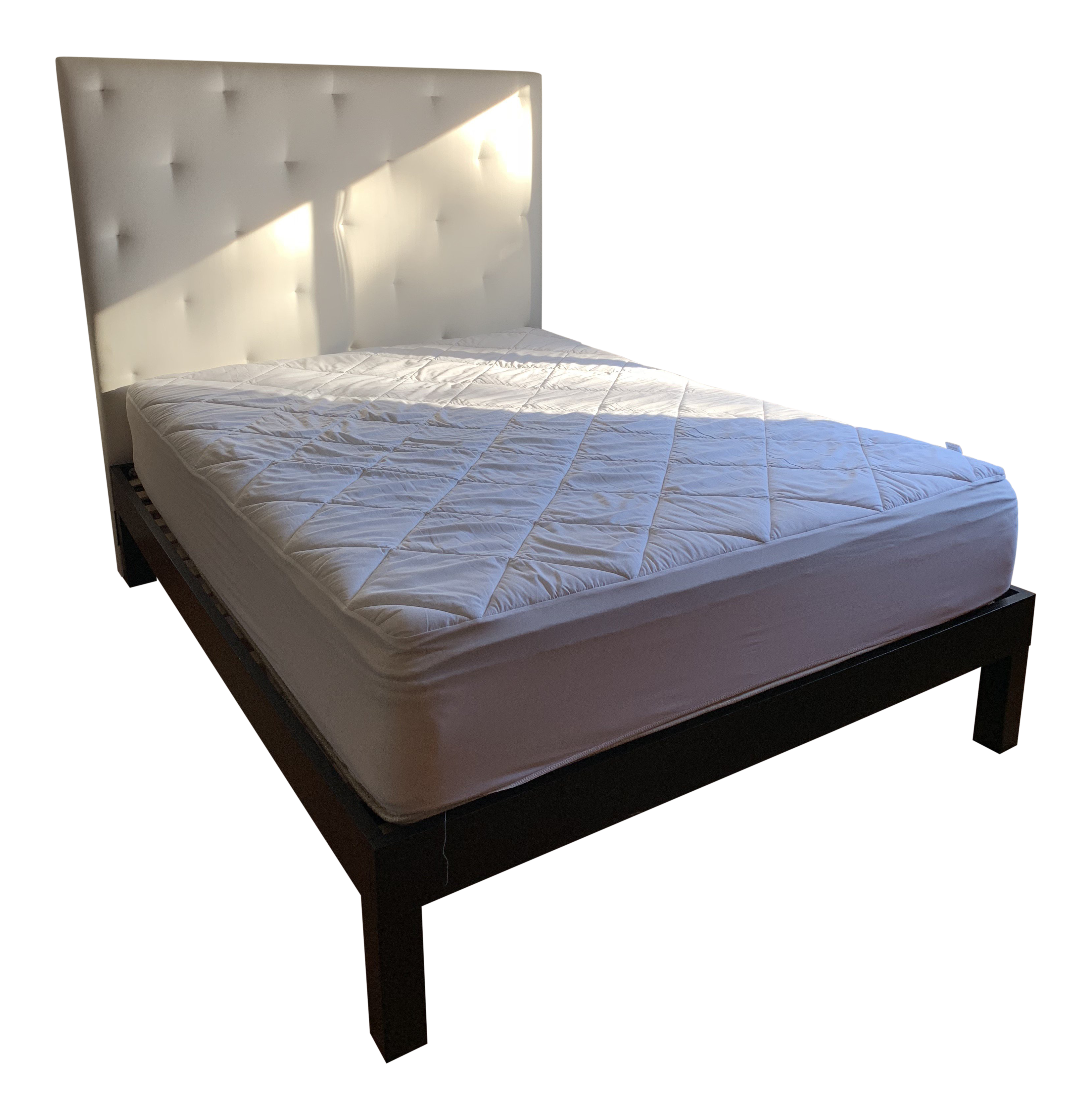 Amazing West Elm Bed Frame Plans Free