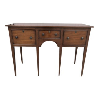 Kittinger Colonial Williamsburg Mahogany Sideboard For Sale