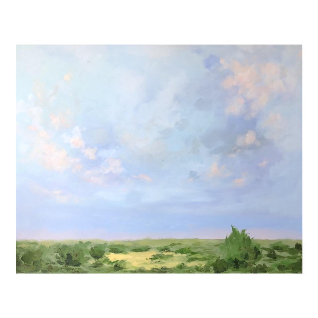 Southern Abstract Landscape by Chelsea Fly For Sale