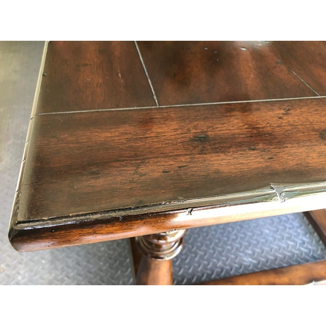 2000 - 2009 Ralph Lauren Tavern Accent Table For Sale - Image 5 of 9