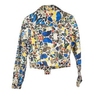 Damien Hirst x Levi's Limited Edition Butterflies Denim Jacket, Female Medium, 2008