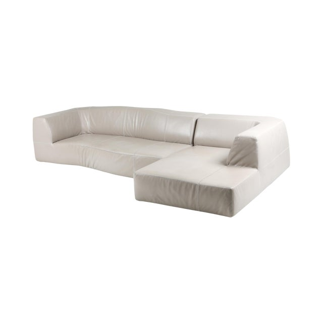 B&b Italia Sectional Couch 'Bend' by Patricia Urquiola For Sale