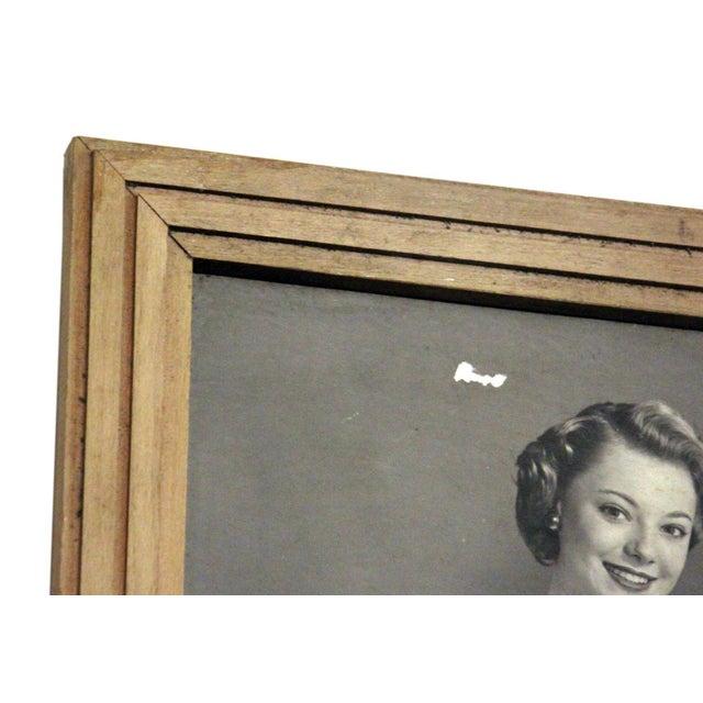 Framed 1956 Kodak Verifax Copier Ad III - Image 2 of 2