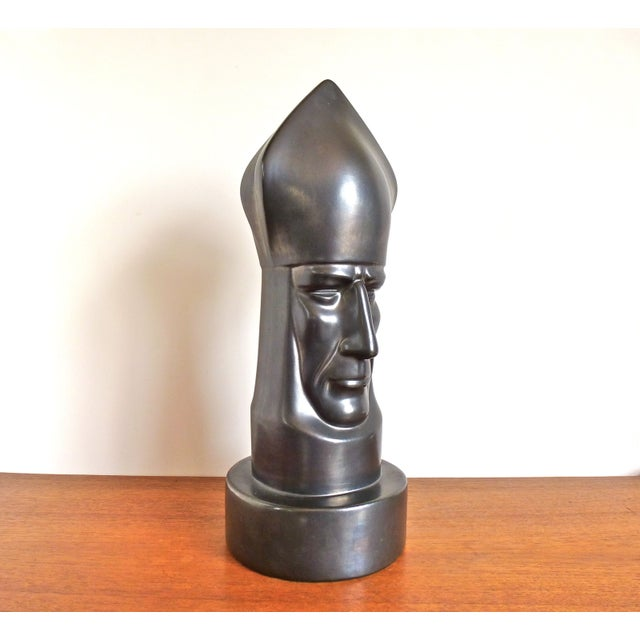 Modern Gothic Peter Ganine Monumental Chess Piece - Image 2 of 6