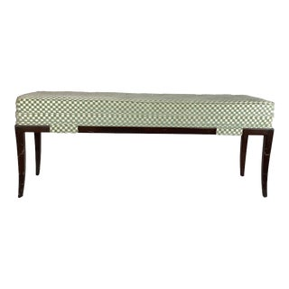 1960's Mid-Century Modern Tommi Parzinger - Bench For Sale