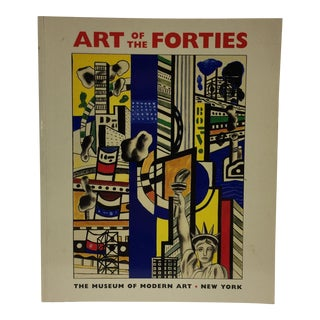 Art of the Forties, The Museum of Modern Art 1991 For Sale