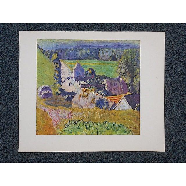 Vintage Bonnard Lithograph - Image 2 of 3