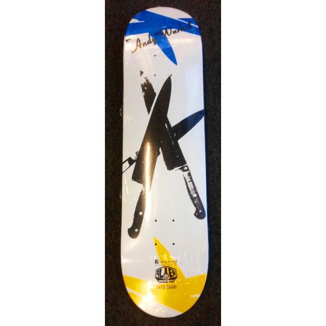 Andy Warhol Skate Deck - Image 2 of 3
