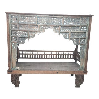 Moroccan Daybed With Canopy