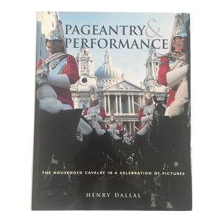 "2003 ""Pageantry & Performance"" First Edition Book For Sale"