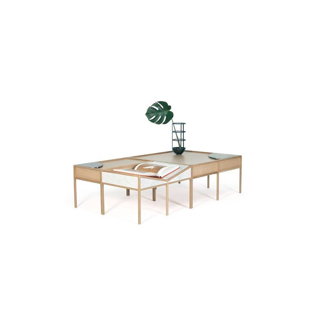 Contemporary Bookscape Coffee Table For Sale - Image 3 of 8
