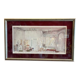 1980s David Hays Set Design for Look, We Came Through For Sale