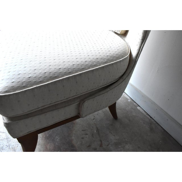 Mid-Century Modern Arm Chair For Sale - Image 9 of 13