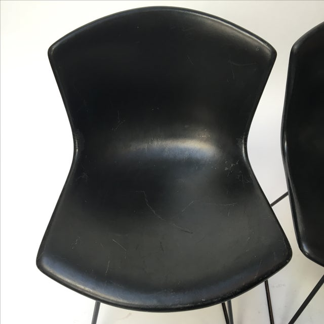 Knoll Bertoia Fiberglass Side Chairs - Set of 3 - Image 6 of 11