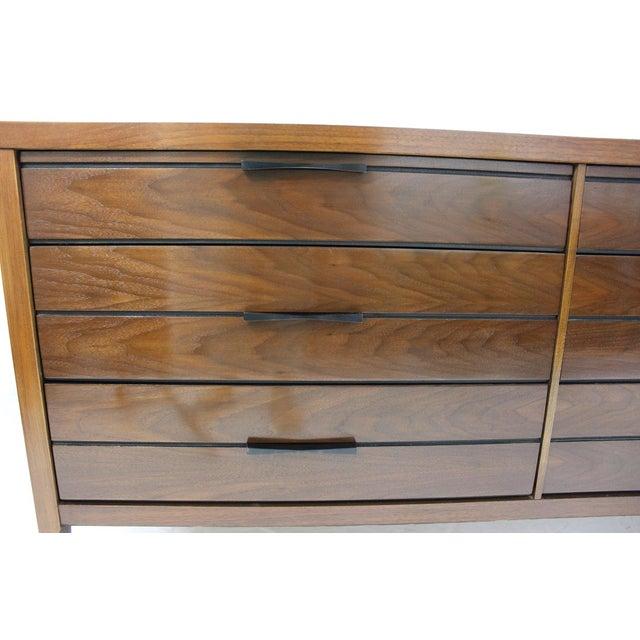 Mid Century Modern Lane Credenza Dresser - Image 6 of 8