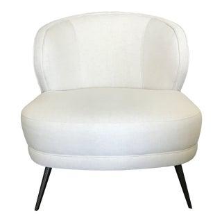 Arteriors Kitts Muslin Chair For Sale