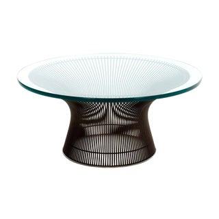 Warren Platner Coffee Table For Sale