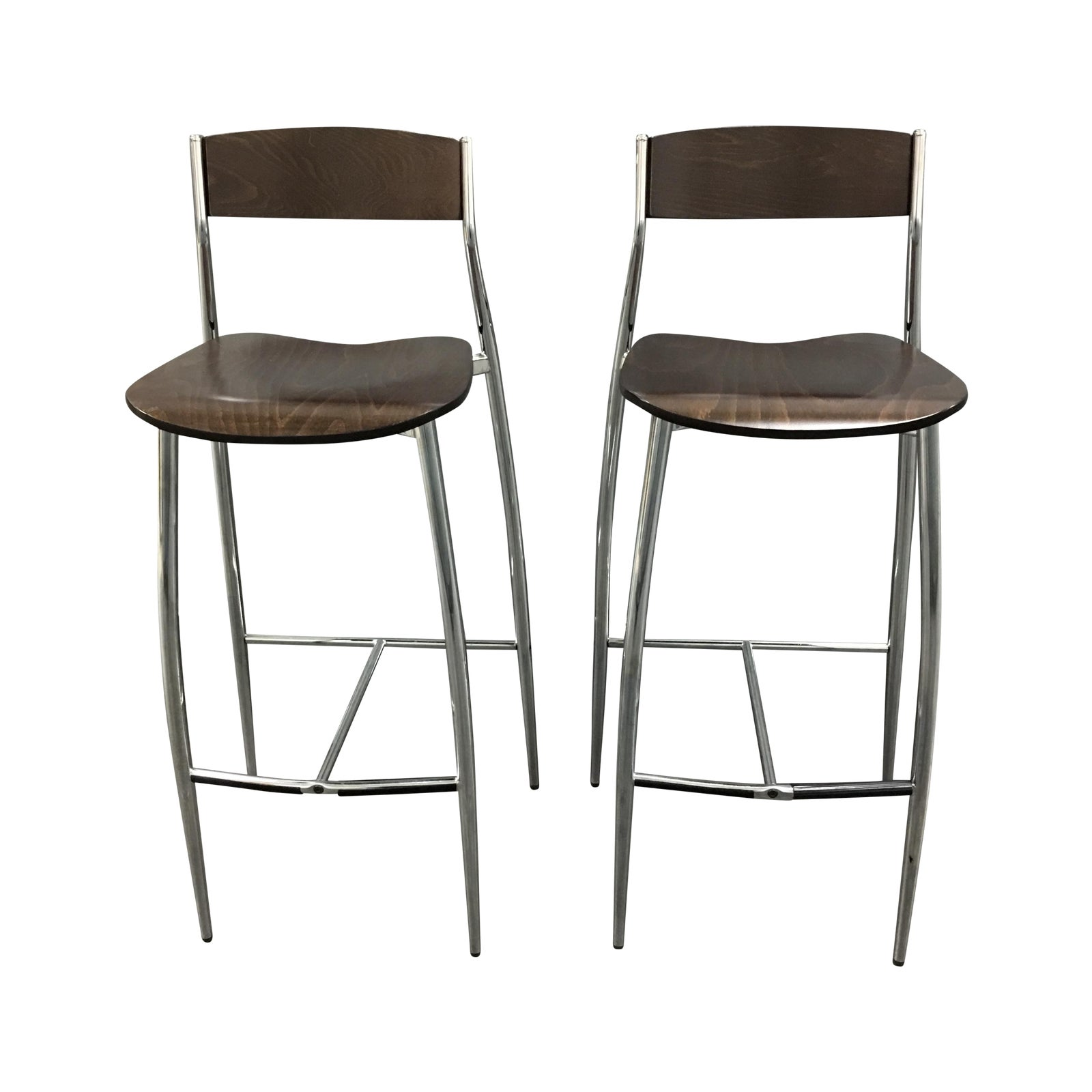 Pleasant Design Within Reach Baba Bar Stools A Pair Gmtry Best Dining Table And Chair Ideas Images Gmtryco