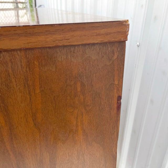 Mid-Century Modern Six Drawer Dresser For Sale - Image 12 of 13